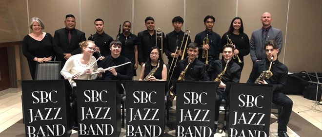 St Basil Jazz Band Performs for Charity